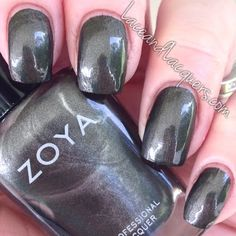 Lace and Lacquers: ZOYA: Fall 2013 Satins Collection - Zoya Claudine