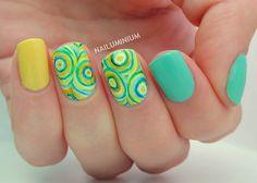 Nailuminium #nail #nails #nailart
