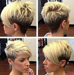 1000 Images About Hair Inspiration On Pinterest Pixie