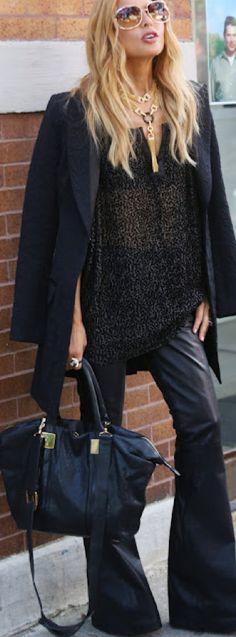 Rachel Zoe | Dressy Casual | http://lamodellamafia.com/wp-content/uploads/2012/09/la-modella-mafia-Spring-2013-model-street-style-New-York.jpg