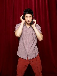 """""""I'd like to see whether [Mike Chang] stays in Joffrey Ballet or goes to New York or if he fails miserably and comes back,"""" says Harry Shum Jr. as Glee Season 4 returns Mike Chang, Glee Season 3, Rachel And Finn, Yearbook Photos, Glee Club, Matthew Daddario, Lunar Chronicles, To My Future Husband, Favorite Tv Shows"""