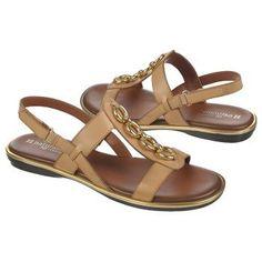 Women's Naturalizer Harrison Sandal Caravan Sand Leather Shoes.com