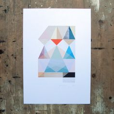 poster textures no 4 by sarah maria riegel | accessorize your home