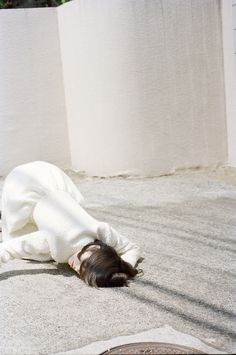 """Dandelion Flower,"" Kiko Mizuhara photographed by Ola Rindal for Union magazine"