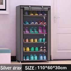 Shoe cabinet shoe storage