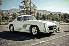 Mercedes 300 SL (1950s/60s)