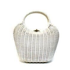 '70s Reed Sculpted Handbag. I believe I had an original as a kid!