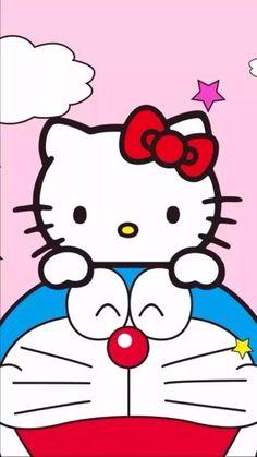 Unduh 7000 Wallpaper Doraemon Latar Pink Paling Keren