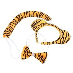 C$ 2.01 / pièce Pas cher Hot Cute Animal Tiger Tail & Bunny Ear Hair Headband & Bow Tie 3Pcs Party Fancy Dress Fashion New, Acheter    de qualité directement des fournisseurs de Chine:    Animal mignon Tiger Tail & Bunny Oreille Cheveux Bandeau & Bow Tie 3 Pcs Parti Fantaisie Robe 2015 De ModeNO