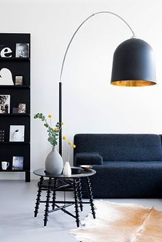 Via April and May | Black and White | Scandinavian