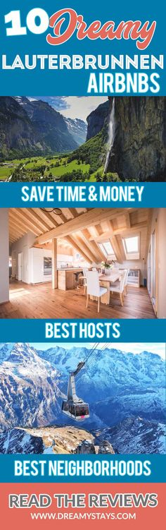 10 Dreamy Airbnb Lauterbrunnen Switzerland Rentals (August 2019) Best Of Switzerland, Switzerland Vacation, Vacation Wishes, Homeland, The Neighbourhood, Places, Vacation Rentals, Searching, Tips