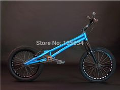 "20"" GU2013 DIY/ECHO  New Trial Bike Zhi Mark Neon Bicicleta for Sales Trial Bike Pro Bicycle Disc Break High Quality DIY Bicylce"
