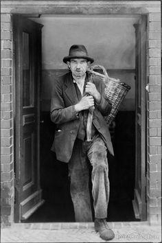August Sander, Berliner Kohlenträger 1929