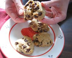 Fanatic Friday Food Storage Recipe Rewind: Low-Fat Chocolate Chip Cookies