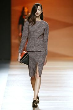 Juanjo Oliva - Madrid Fashion Week O/I 2014-2015 #mbfwm