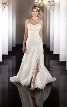 Martina Liana - Style 451 .... this dress is amazing !!!!  Detachable everything