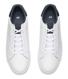 04ad44f2a H&M - Fashion and quality at the best price | H&M US. TrainersSweatshirtSneakersTraining  Shoes. Sneakers | White | Men ...
