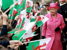 Wishing all our Welsh followers a very happy St. David's Day.