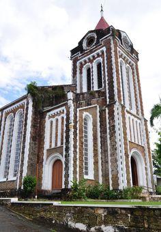 Portland Parish Church (Christ Church), Port Antonio, Jamaica