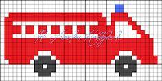 Ida Amalies Hobbykrok – About Life Pixel Crochet Blanket, Tapestry Crochet, Crochet Chart, Filet Crochet, Knitting Charts, Knitting Patterns, Crochet Patterns, Cross Stitch For Kids, Cross Stitch Baby