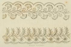 EKDuncan - Mi musa imaginaria: era de la regencia Costura Patrones de depósito de Ackermann 1826 - 1828