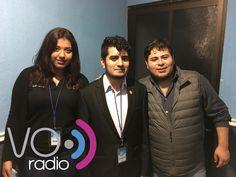 No te pierdas la entrevista con Jordan Mota ponente de #Univo en el 2º #ForoUnivo a través de http://www.univo.edu.mx/web/radio/ #SomosVORadio #Univo #Edumex
