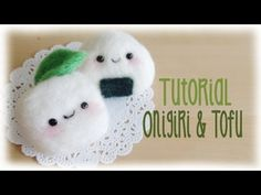 Learn how to crochet this super cute sushi amigurumi character...! It's super easy to make, just takes some practice. A super delicious way to make the cutes...
