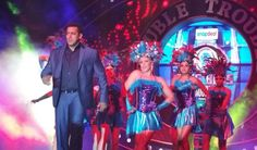 The Big or Breaking News from the Field of Television or I can say from the Television Reality Show Bigg Boss Season 9 is launched today just some minutes ago. Salman Khan, Bollywood, Boss, Product Launch, Concert, Search, Image, Searching, Recital
