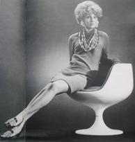 VSOP -tuoli, Eero Aarnio, 1960 -luku
