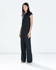 Long Jumpsuit from Zara R999,00