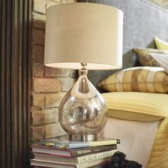 Teardrop Luxe Table Lamp at Pier 1 $79