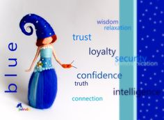Meaning of colors, blue, meaning of blue