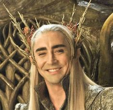 Thoughts From a Young Writer: Thranduil: King of the Woodland Realm