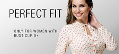 Clothing for busty women! YAY!!!!