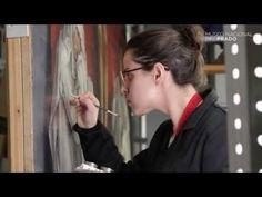"""Restauración: """"El Calvario"""", de Rogier van der Weyden - YouTube"""