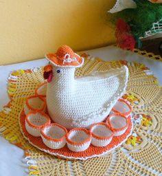 Easter Crochet Patterns, Crochet Edging Patterns, Crochet Designs, Knit Or Crochet, Crochet Crafts, Crochet Hooks, Crochet Projects, Crochet Bedspread Pattern, Crochet Table Runner Pattern
