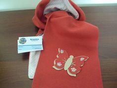 Burel Butterfly scarf