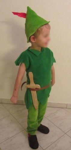 Peter Pan Kostüm