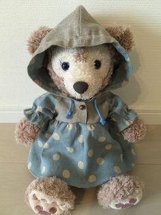 Bag Charm Key Holder Fur Ball Keyring Doll Keychain Rings Pendant Bear head #nt