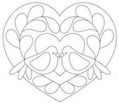 ... and heart quilting motifs whether you're looking for hand-quilting
