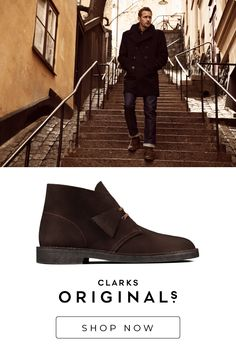Clarks Desert Boots: How to Clean and Shine