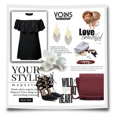"""""""YOINS 1/5"""" by tamsy13 ❤ liked on Polyvore featuring Pussycat, Avon, yoins, yoinscollection and loveyoins"""