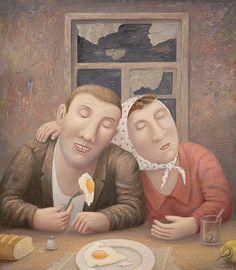 En la pobreza - Validmir Lyubarov