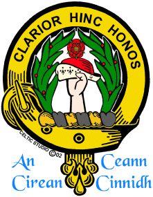 Scottish clans crest badge for buchanan clan buchanan for Buchanan clan tattoo