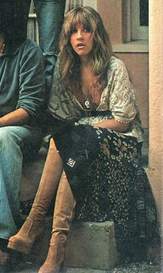 Inspiration on Pinterest | Stevie Nicks, Ali Macgraw and Vogue ...