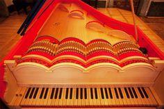 A estreia do instrumento que Da Vinci desenhou e nunca ouviu 21.11.2013 / EM ARTE INSPIRAÇÃO MÚSICA / POR JANARA LOPES COLUNAS ESPECIAIS SE...