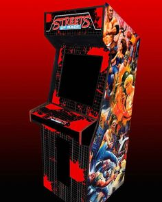 the punisher arcade cabinet - Google Search | beat em up arcade ...