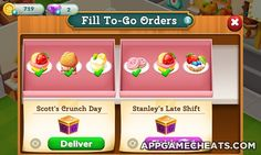 Bakery Story 2 Cheats, Tips, & Hack for Diamonds & Gems  #BakeryStory2 #Simulation #Strategy http://appgamecheats.com/bakery-story-2-cheats-tips-hack-diamonds-gems/