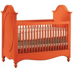 Young America Stationary Spindle Crib