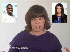 Comedian Carolyn Castiglia sounds off on Kim & Kanye's relationship http://uinterview.com/comedy/kanye-west-catches-kim-kardashian-fever